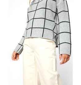 Vero Moda V. W19 DOFFY JACQUARD CHECKS