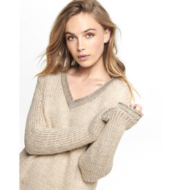 ONLY O. W19 LIVA PULLOVER STONE
