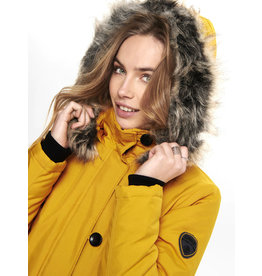 O. W19 IRIS PARKA YELLOW