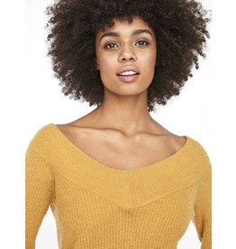 FENG PULLOVER GOLD