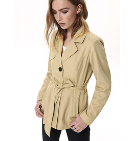 ONLY O. Z20 WINNIE TRENCH GINGER