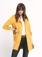 JOLINE COAT GOLDEN
