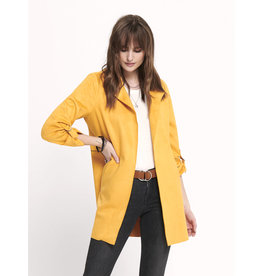 O. Z20 JOLINE COAT GOLDEN