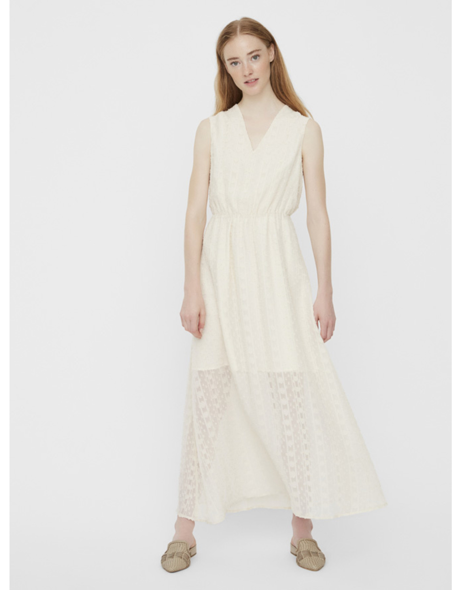 V. Z20 YKKE ANKLE DRESS BIRCH