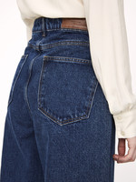 KATHY CROPPED PANT MD BLUE
