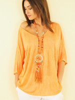 URIA TOP ORANGE