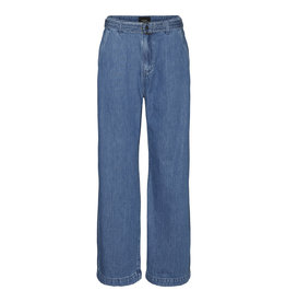 KATHY WIDE JEANS MD BLUE