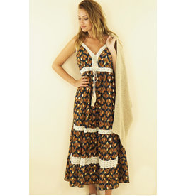 ASELLA DRESS CAMEL