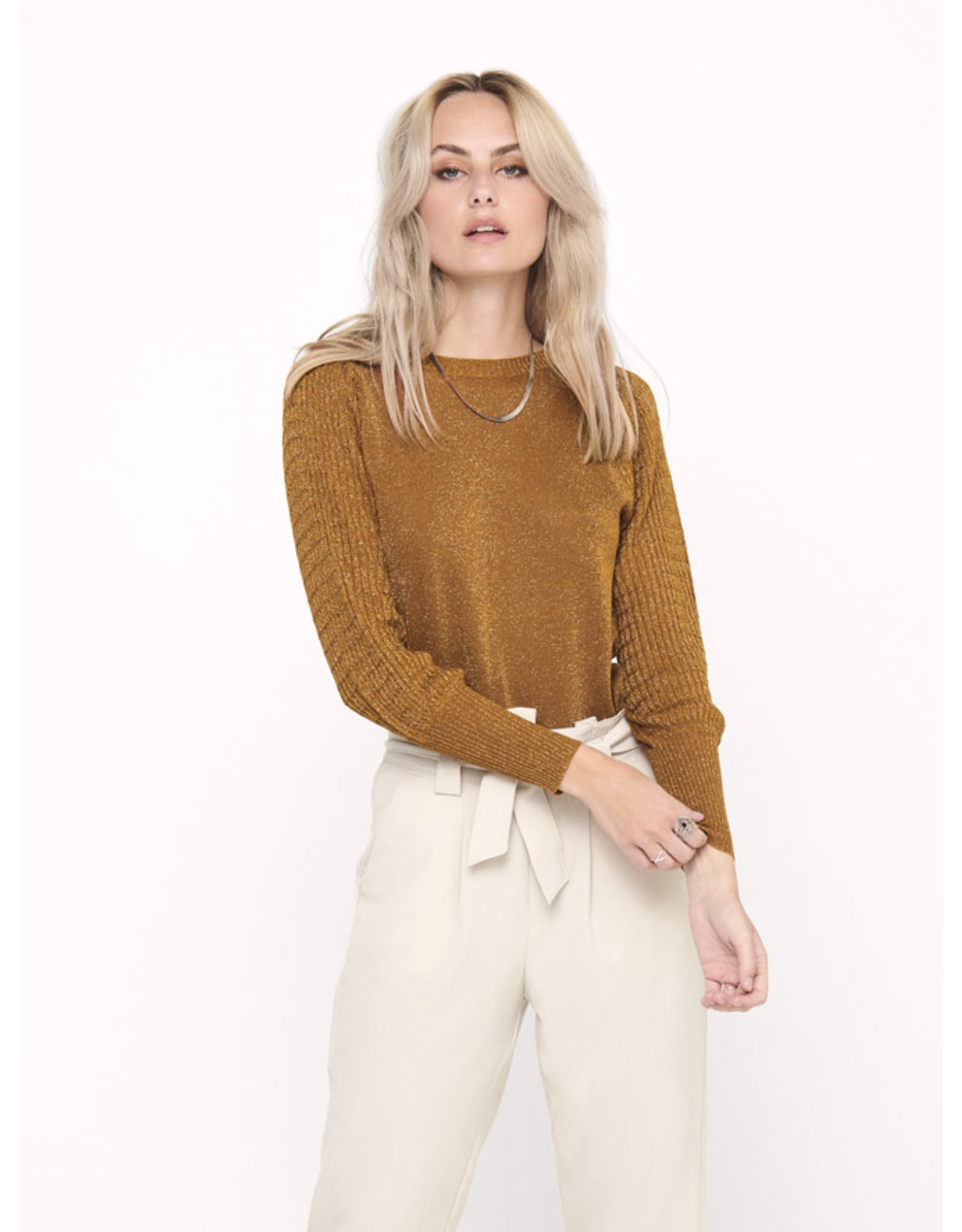 MEGAN PULLOVER FROSTED