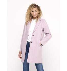 CARRIE COAT LT GREY