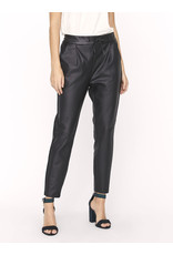 EVA COATED PANT BLACK