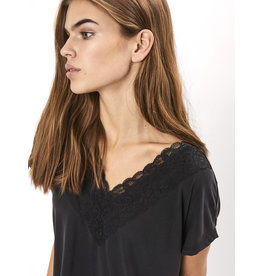 MIA S /S TOP BLACK