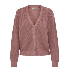 MOLLIE CARDIGAN ROSE