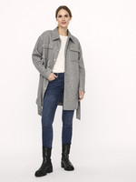 MADONNA JACKET LT GREY