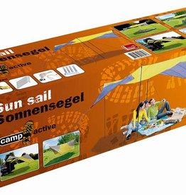 Camp Active Zonnescherm  6-hoekig (4,5x4,5m)