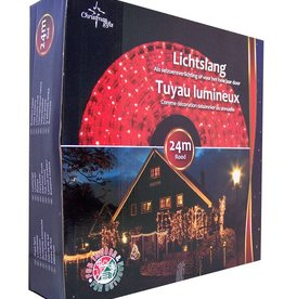 Christmas Gifts Lichtslang rood (24m)