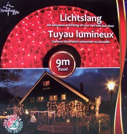 Christmas Gifts Lichtslang rood 9 meter