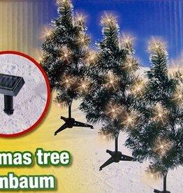 Solarkerstboom 47 cm, 5 stuks