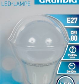 Grundig LED lamp, warm wit 5W
