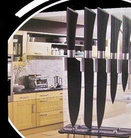 Cuisine Performance Luxe messenset met  standaard