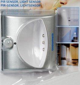 Grundig LED lamp met bewegingssensor