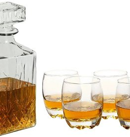 Whiskeyset 5 delig