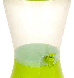 Drank dispenser groen 10 Liter