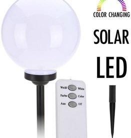 ProGarden Solarlamp kleurveranderend