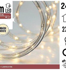 LED lichtslang 6 meter warm wit