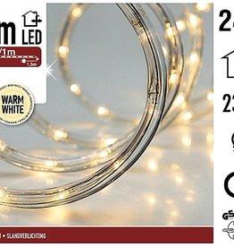 LED lichtslang 9 meter warm wit
