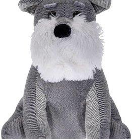 Deurstopper hond grijs