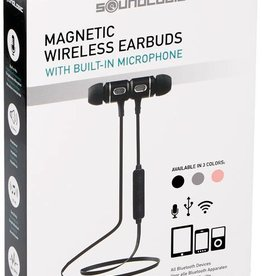 Soundlogic Draadloze Bluetooth oordopjes zilver