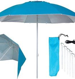 Pure2Improve UV shelter 240cm licht blauw