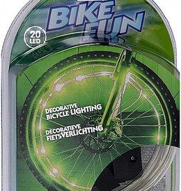BikeFun Fietsverlichting LED groen