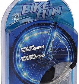 BikeFun Fietsverlichting LED blauw