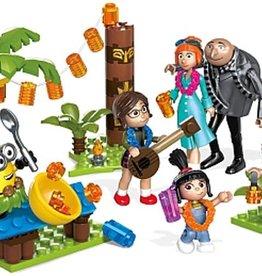 Mega Construx Family Luau Party