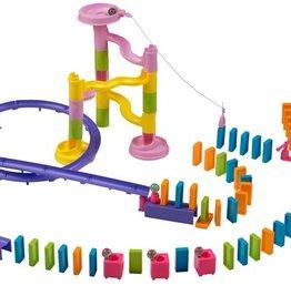 Domino playset - 158 dlg