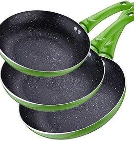 Renberg Koekenpannenset groen