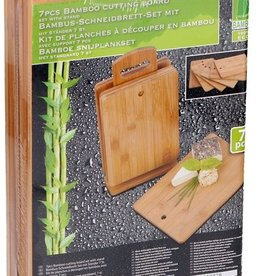 Bamboe snijplankset