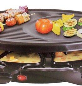 Top Cook Raclette Partygrill voor 8 personen