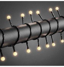 Konstsmide LED Lichtsnoer 160 lichtbolletjes - 13 meter - warm wit