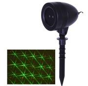 Laser projector met afstandsbediening - meerkleurig