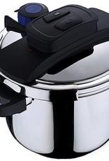 Bergner RVS Hogedrukpan Bern 6 liter