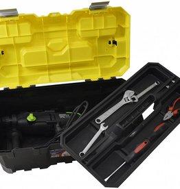 WorkMen Gereedschapkoffer XL - 55x29x27cm