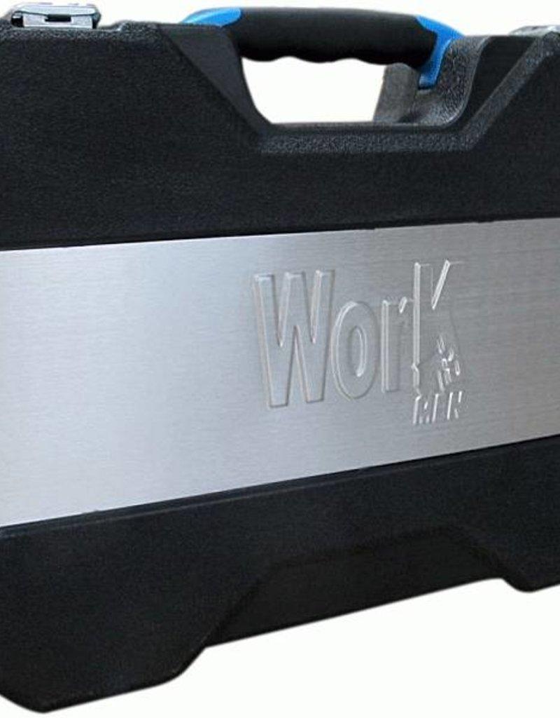 WorkMen Gereedschapset - 55 delig