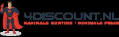 4Discount.nl - Maximale Korting - Minimale Prijs