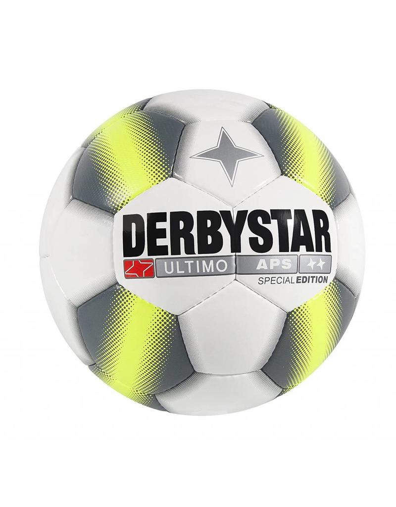 DERBYSTAR Derbystar Ultimo APS - weiss schwarz gelb
