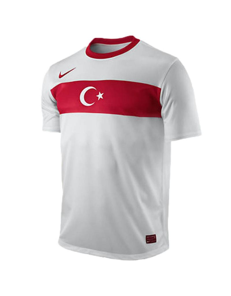 NIKE Turkey Nike Away Football Shirt (Kids)