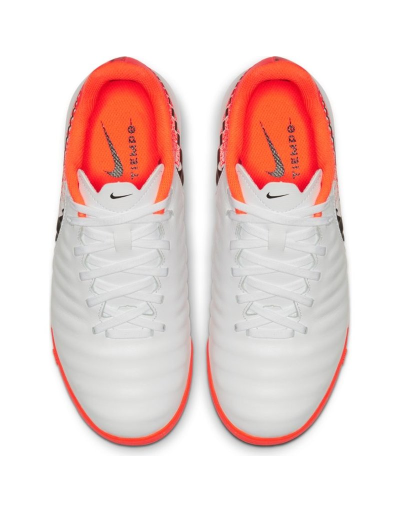 NIKE Kids' Nike Jr. Tiempo LegendX 7 Academy (TF) Artificial-Turf Football Boot