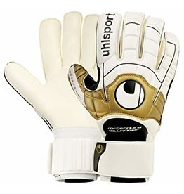 Uhlsport Ergonomic Soft Rollfinger Goalkeeper Gloves
